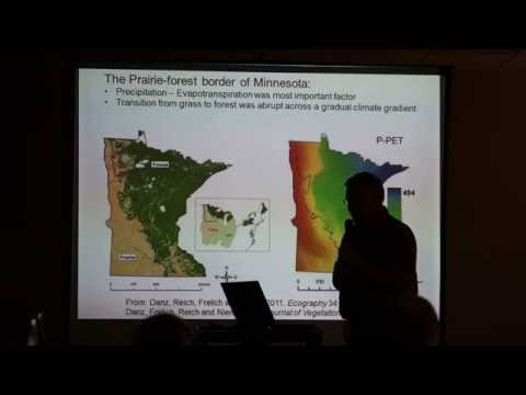 Lee Frelich on effects of Climate Change and Invasive Species on BWCA