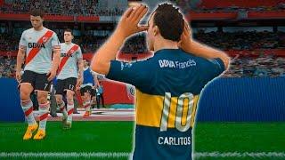 River - Boca | FIFA 16 | El Monumental