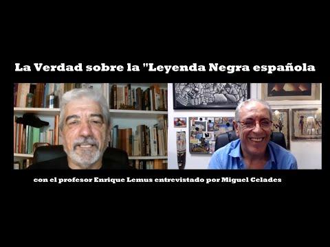 """La verdad sobre la """"Leyenda negra española"""" con el profesor Enrique Lemus"""
