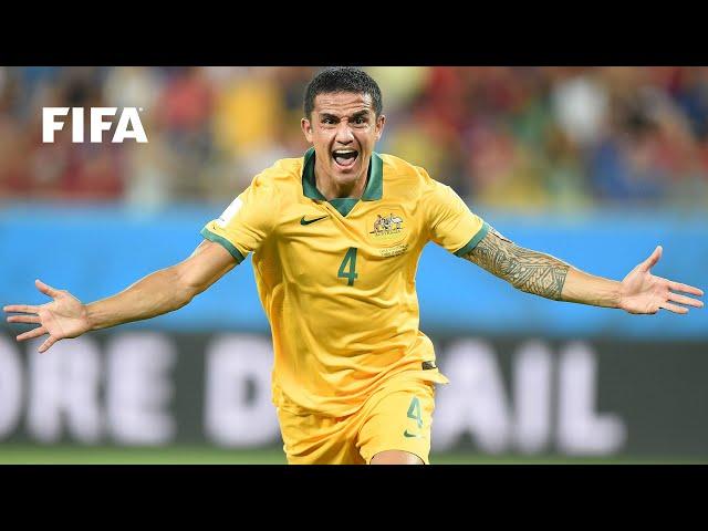 🇦🇺 Tim Cahill | FIFA World Cup Goals