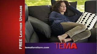 Tema Furniture - Ekornes Leather Upgrade Promotion 2012 Commercial