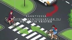Liikennekasvatus - Polkupyöräilijän liikennesäännöt