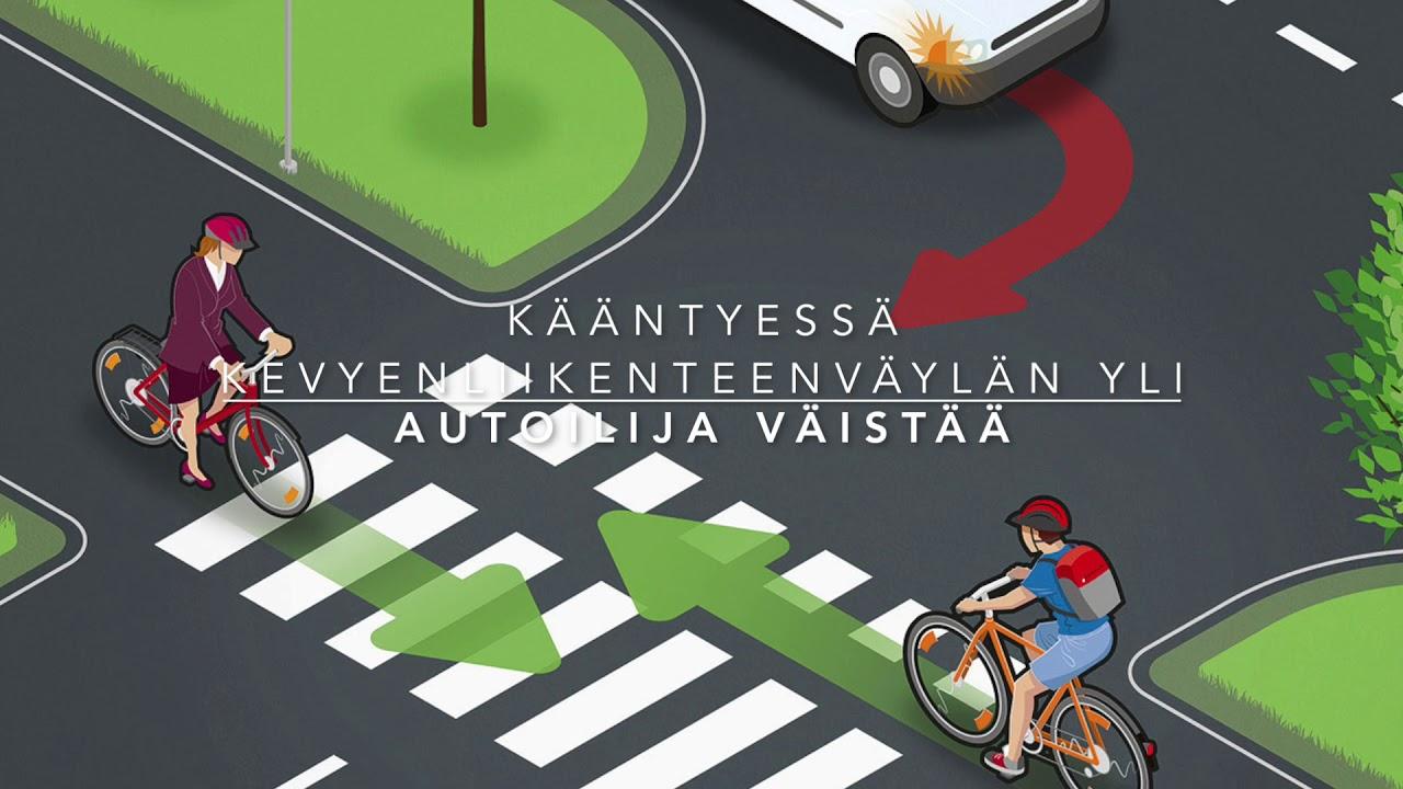 Polkupyöräilijän Liikennesäännöt