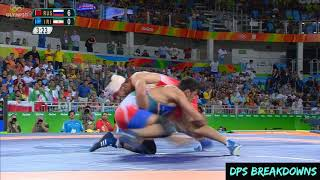 Yazdani v Geduev Takedown Study (Short Form Breakdown)