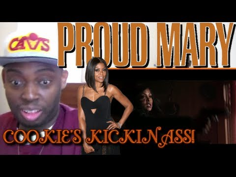 Thumbnail: DAMN COOKIE!!! Proud Mary Trailer #1 REACTION!!!