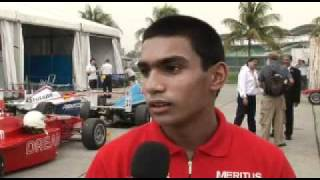 JK Racing Asia Series - Round 1 Interview (pt2)