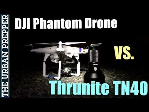 Thrunite TN30vn50 Beam Shot