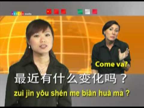 Tutti possono parlare CINESE -  www.speakit.tv