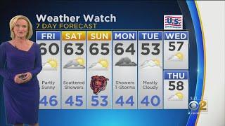 CBS 2 Weather Watch (5PM 10-17-19)