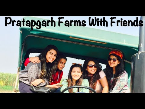 Pratapgarh farm vlog | 1 day getaway from delhi
