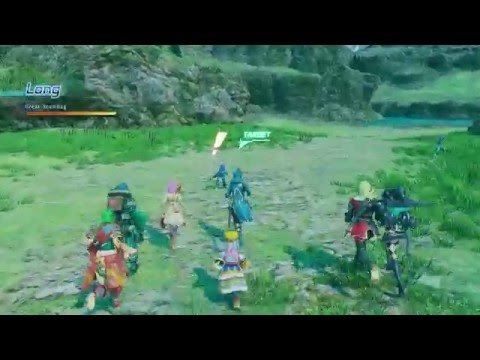 STAR OCEAN: Integrity and Faithlessness - Battle Trailer