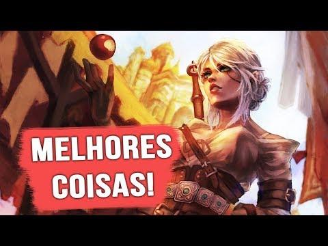 5 COISAS QUE AMO EM THE WITCHER! thumbnail