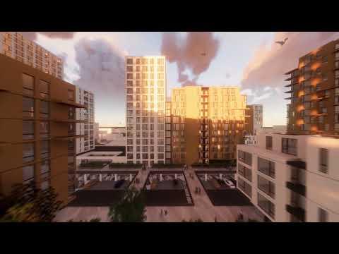 Kyiv \ Residential complex showcase