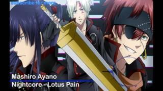 Anime - D Gray Man Hallow Song - Lotus Pain Artist - Mashiro Ayano ...