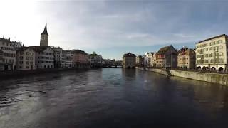 Switzerland - Zurich - Montreux