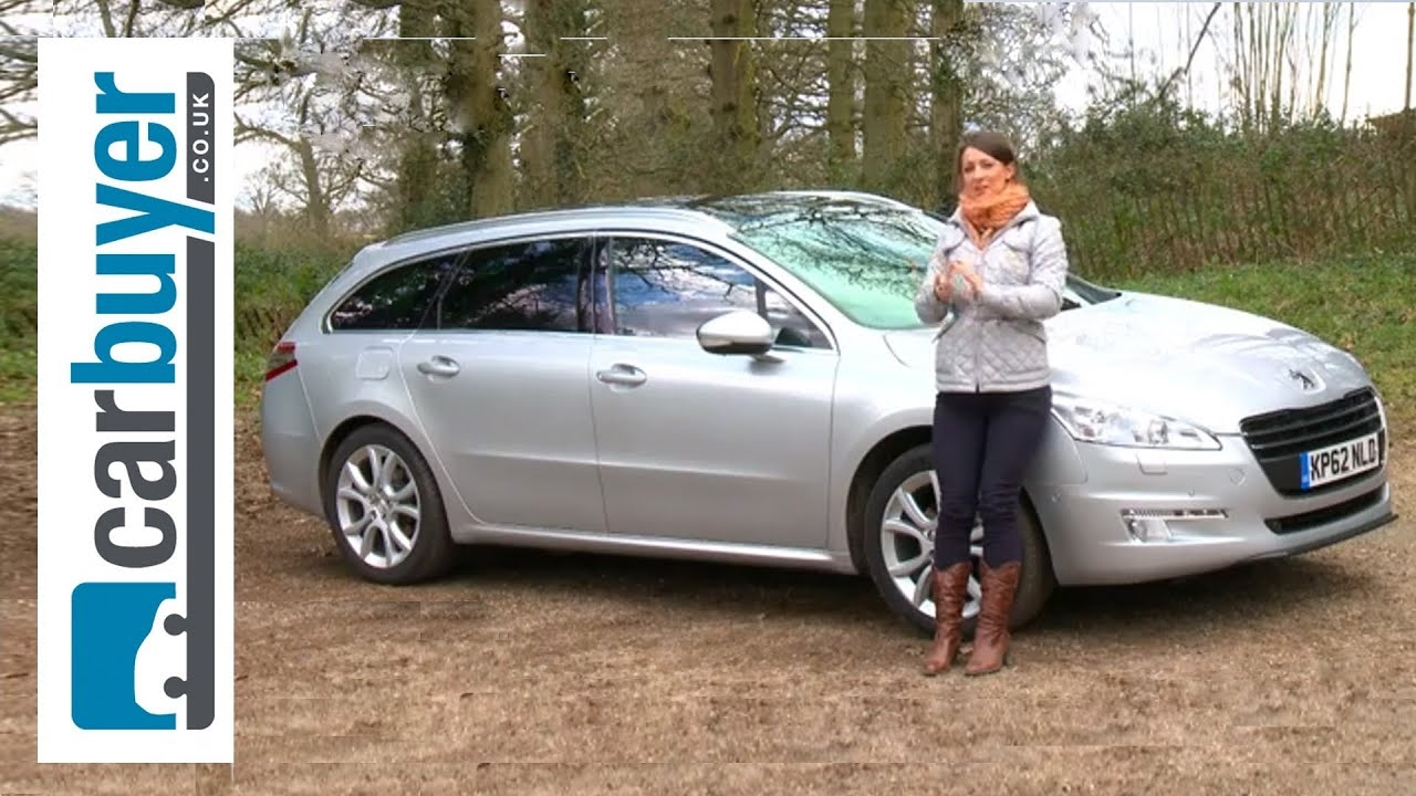 Peugeot 508 SW estate 2013 review - CarBuyer - YouTube