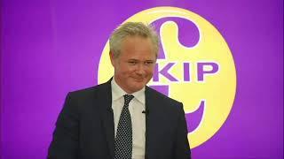 UKIP Press conference: Richard Braine