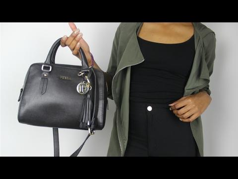 What's In My Bag   Furla Bag   Charity Joy