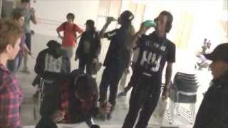 Les Twins see my Art Lau freaks out at my gift summer workshop June 29-2014