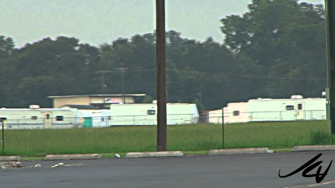 FEMA Trailers And Mobile Homes In Louisiana