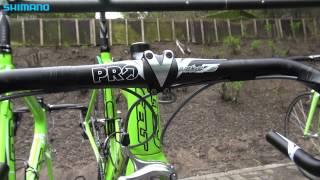 The Paris-Roubaix Felt Bike for Team Argos-Shimano