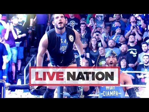 WWE Presents... NXT Live! Is Coming | Live Nation UK
