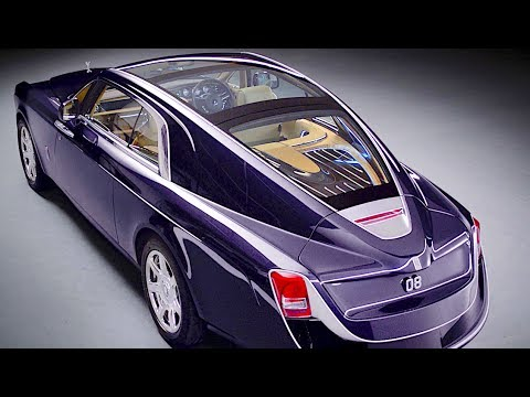Rolls Royce Sweptail Interior Worlds Most Expensive New Car Rolls