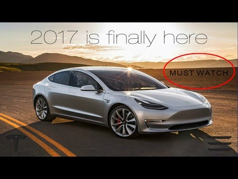 Tesla Model 3 Update 2-25-17
