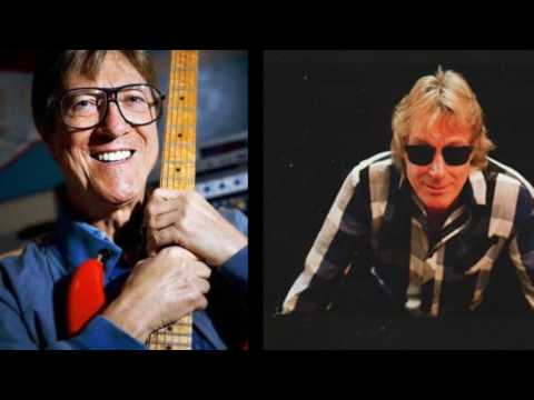 A chat with two great Perth guitarists - Hank Marvin & Gary Taylor