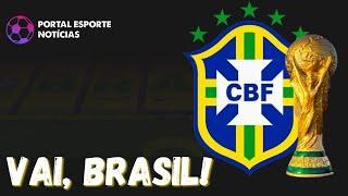 Vai, Brasil! - Música da Copa do Mundo
