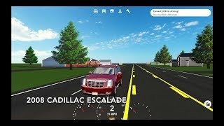 Greenville all cars Roblox PART 8 ( NEW CAR )