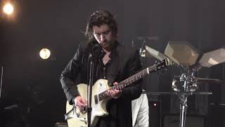[4K] Arctic Monkeys - One Point Perspective (Tranquility Base Hotel + Casino Tour 2018 London)