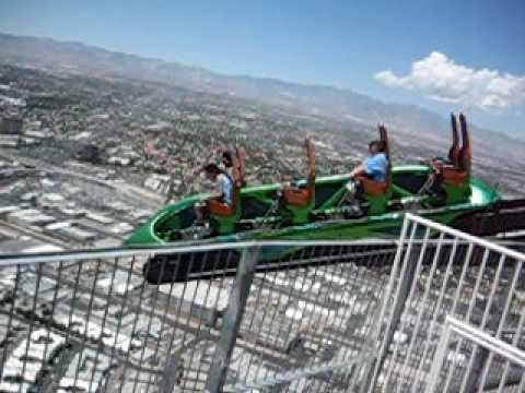 Stratosphere Extreme Ride - X-Scream - YouTube