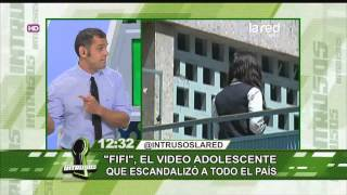 El video adolescente que escandalizó al país