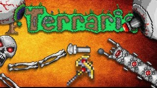 Tonight The Goal Is The Pickaxe Axe Can We Do It? Idonknow! - Terraria live stream
