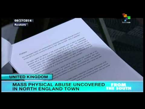 Child abuse scandal uncovered in UK town