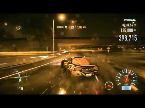 Need for Speed 2015: Mental Block 500k Run