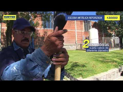 Escobas Metalicas Reforzadas URREA México