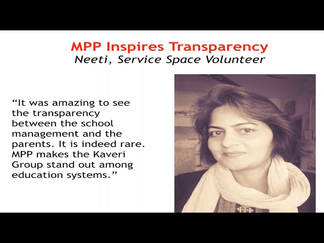 MPP Story