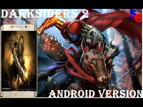 How To Play Darksiders 2 IN Your Android Mobile REAL OR FAKE WITH PROVE????