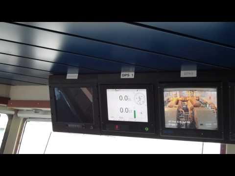 Drillship: A look at the bridge