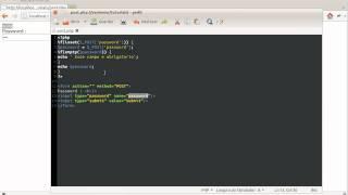 Básicos PHP(14) - $_POST Mp3