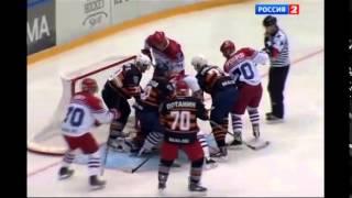 Все голы Владимира Путина в хоккейном матче 16 мая 2015 года в Сочи. Hockey. All the goals of Putin