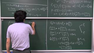 2015 線形代数学I 第1講 演習問題I(2)