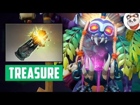 видео: НЕРЕАЛЬНЫЙ РАНДОМ - the international 2018 immortal treasure 3
