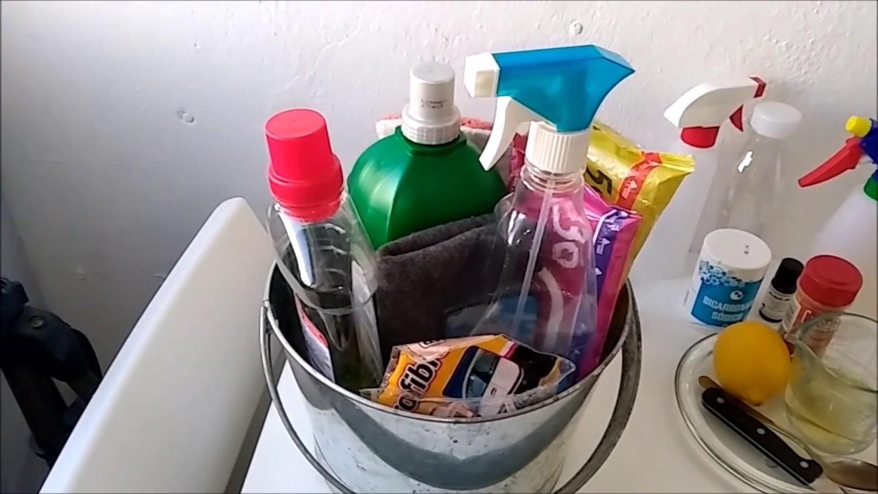 Productos de limpieza hacemos limpiadores caseros cuidemos - Productos de limpieza caseros ...