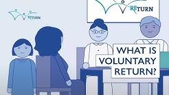 Erklärfilm Freiwillige Rückkehr - Englisch