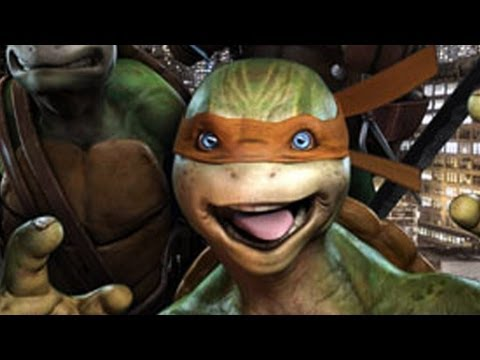 teenage mutant ninja turtles depuis les ombres michelangelo bande annonce
