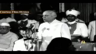 Jawaharlal Nehru Very Emotional Speech RARE