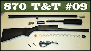 Basic Take-Down & Reassembly (all models) - Remington 870 Tips & Tricks #9